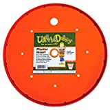 Bloem Living T6326 Up's a Daisy 12-Pack Planter Insert, 16-Inch, Orange