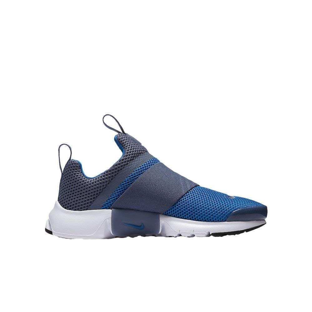 Nike Presto Extreme (GS) Girls Running-Shoes 870020-405_4Y - DIFFUSED Blue/DIFFUSED Blue-Blue Nebula