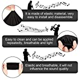 Music Instrument Bell Cover, 3.7-4.2'', Ideal for