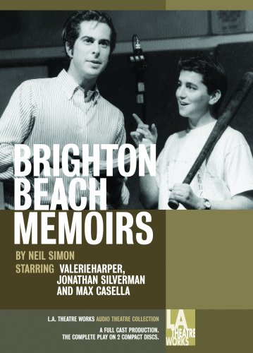 Brighton Beach Memoirs (Library Edition Audio CDs) (L.A. Theatre Works Audio Theatre Collection)