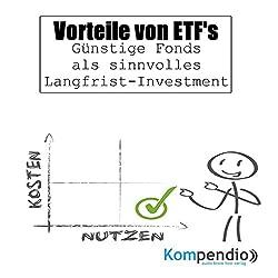 Vorteile von ETF's