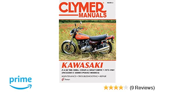 Kawasaki z kz 900 1000cc chain shaft drive 1973 1981 penton kawasaki z kz 900 1000cc chain shaft drive 1973 1981 penton staff 9780892878376 amazon books fandeluxe Images
