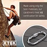 Climbing Carabiner – UIAA & CE Rated 25 kN 5620