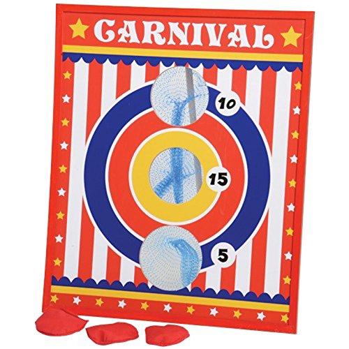 Carnival Circus Theme Bean Cornhole product image