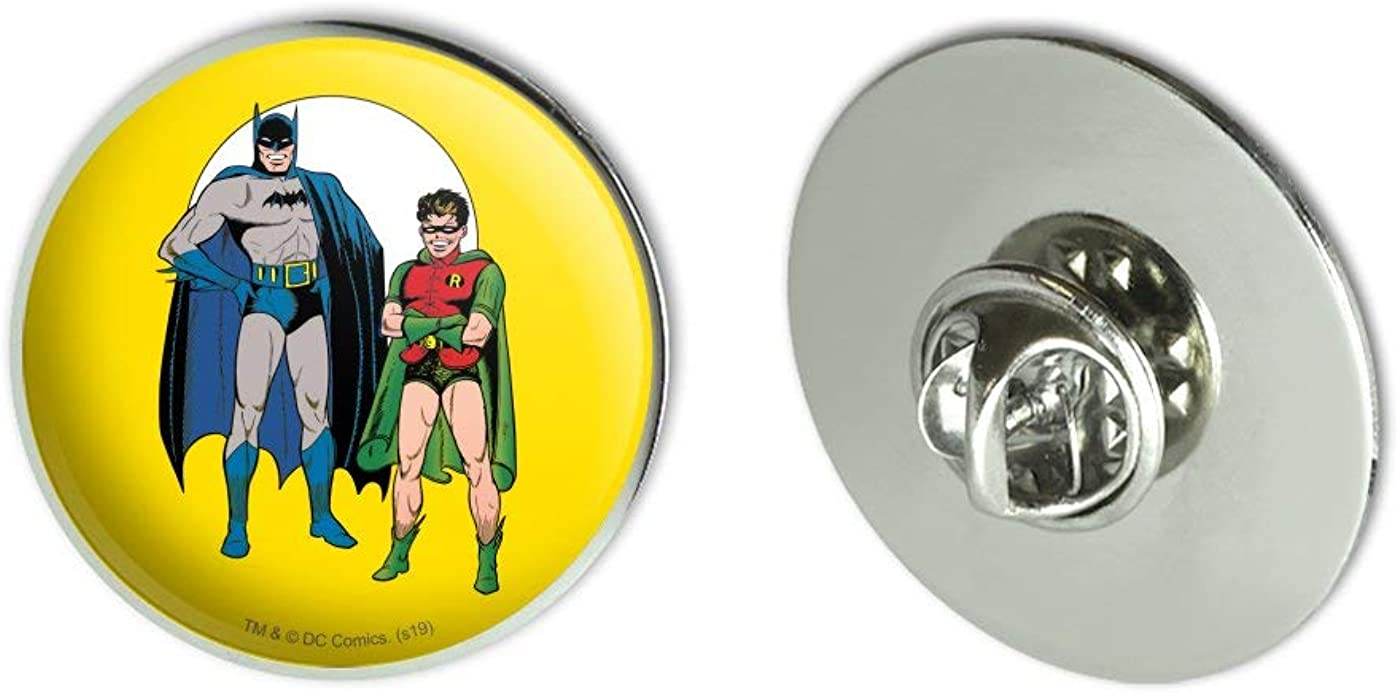 Tie clip Batman Guitar Pick Hat Pin Lapel Pin