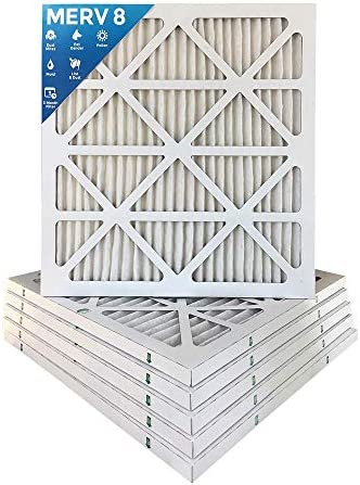 10x10x1 Pleated Furnace Filters Actual