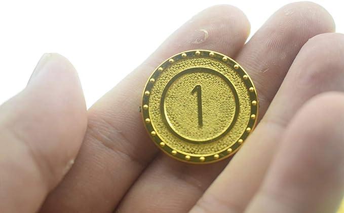 Dekoration Gefälschte Edelsteine Piratenmünzen Bühne Requisiten Schatz Mode