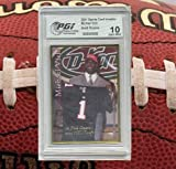 2001 SCI Michael Vick Rookie Card PGI 10 RARE EAGLES