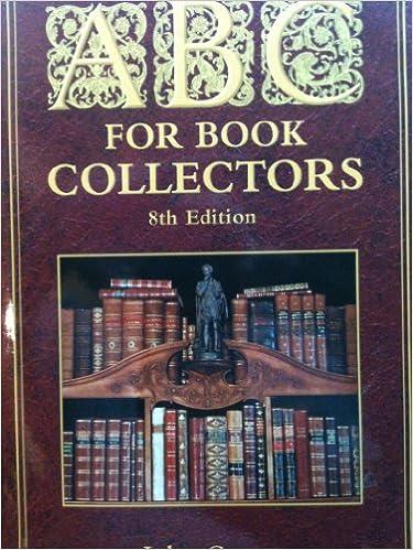 for book collectors pdf abc