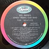 Sgt. Pepper's Lonely Hearts Club Band - Original MONO