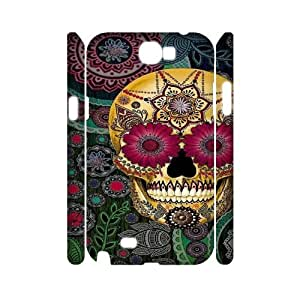 G-C-A-E7059978 3D Art Print Design Phone Back Case Customized Hard Shell Protection Samsung Galaxy Note 2 N7100