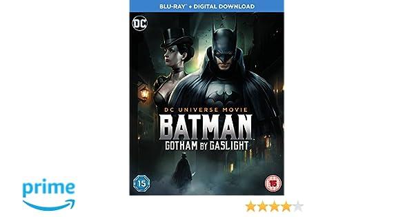 Gotham By Gaslight Edizione: Regno Unito Reino Unido Blu-ray ...