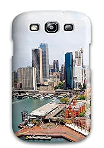 Best Sydney City Fashion Tpu S3 Case Cover For Galaxy
