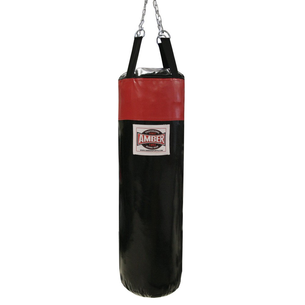 Amber Fight Gear Toughtek Heavybag Unfilled  200 lb