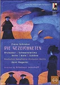 Schreker - Die Gezeichneten / Anne Schwanewilms, Robert Brubaker, Robert Hale, Michael Volle, Wolfgang Schone, Mel Ulrich, Kent Nagano, Salzburg Opera