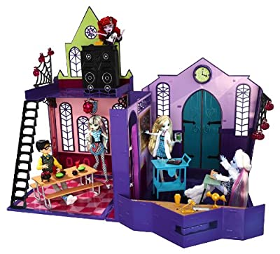 Monster High High School Playset from Mattel