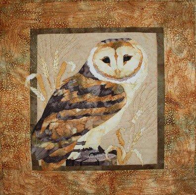 owl quilt squares - 4