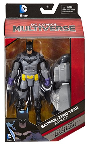 DC Comics Multiverse Batman Zero Year Action Figure