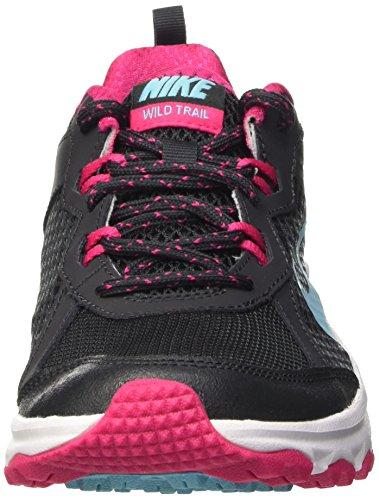 Women's Anthracite Vivid White Wild Polarized Sports Trail shoes Pink Grey Wmns NIKE Blue vqtnpTwax0