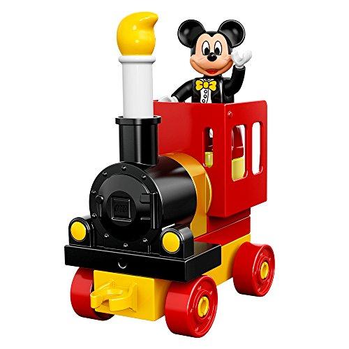 51pcTzfMTIL - LEGO Duplo l Disney Mickey Mouse Clubhouse Mickey & Minnie Birthday Parade 10597 Disney Toy