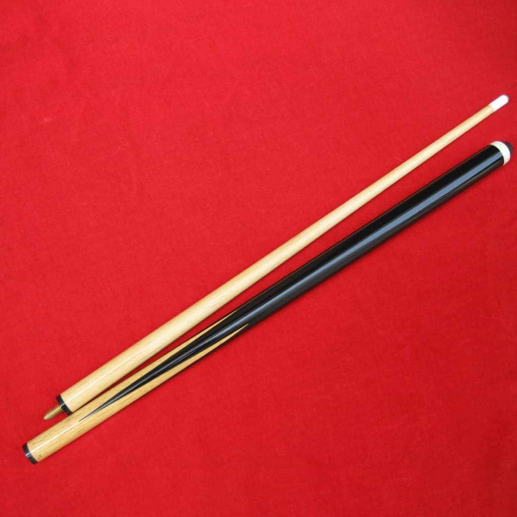 lyqdxd - Juego de 2 tacos de billar (145 cm, madera), diseño de billar: Amazon.es: Deportes y aire libre