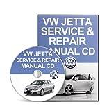 05 2006 2007 2008 Vw Jetta Tdi Service Repair Manual Cd