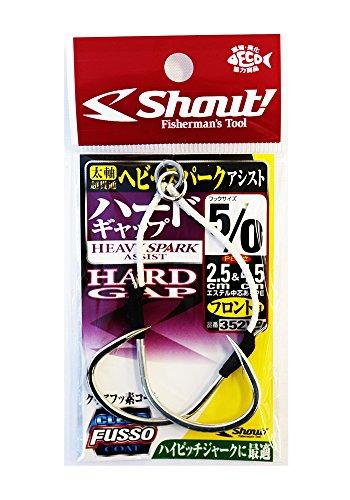 シャウト(Shout!) ヘビースパークアシスト ハードギャップ(フロント用)の商品画像
