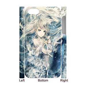 C-Y-F-CASE DIY The Little Mermaid Pattern Phone Case For Iphone 4/4s