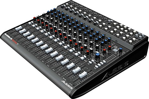 Alesis MultiMix 16 FireWire 16-Channel Analog Mixer (Alesis Mixers)