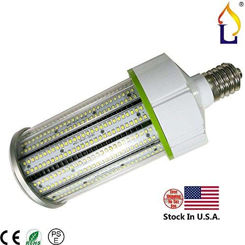 (1 Pack) 100W LED Corn Light Bulb,AC100-277V 13000LM Daylight 6000K LED Corn Light,360 Degree Flood Light, Replacement for Metal Halide Bulb, HID, CFL, HPS by JLLEAD