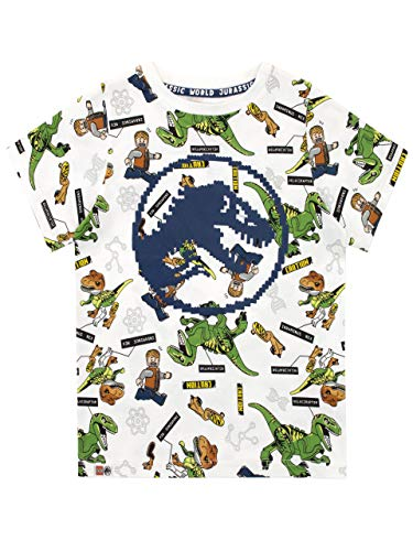 LEGO Boys' Jurassic World T-Shirt