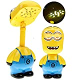 The Fashion Seller-Despicable Me Minions Style 16-LED Lamp (NO.GL340)~