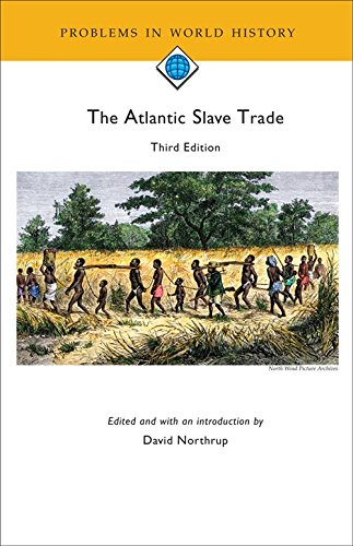 The Atlantic Slave Trade, 3rd edition (Problems in World History)