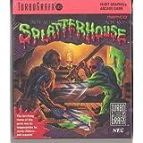 Splatterhouse Turbo GrafX 16