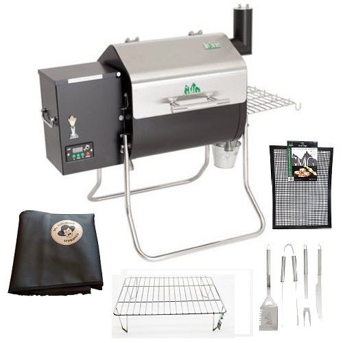 Davy Crockett Pellet Grill Ultimate Griller Package Includes