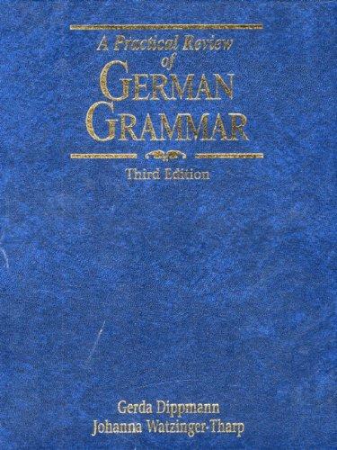 (A Practical Review of German Grammar (3rd)