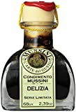 Mussini 30 Year Balsamic Vinegar, Delizia, 2.39 Ounce Glass Bottle
