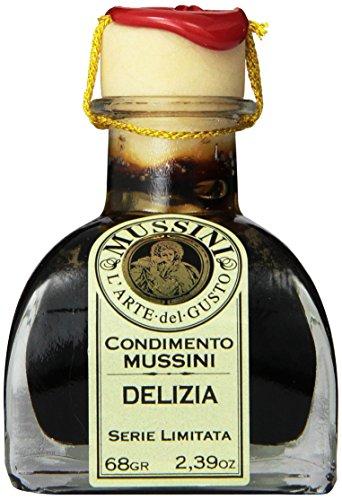 Mussini 30 Year Balsamic Vinegar, Delizia, 2.39 Ounce Glass Bottle by Mussini