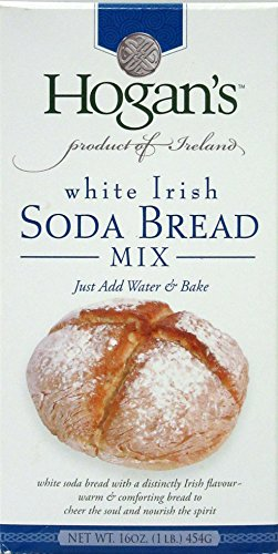 Soda Irish Bread (Hogan's White Irish Soda Bread Mix, 1 Pound)
