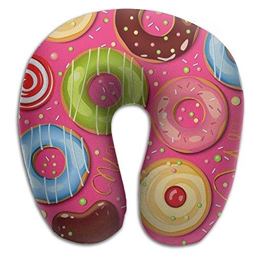 U-Shape-Travel-Neck-Pillow-Soft-Rainbow-Donut-For-Travel-Hip-hop-U-Neck-Pillow-For-Sleepingfunny