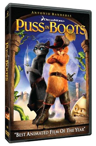 Puss Boots Antonio Banderas