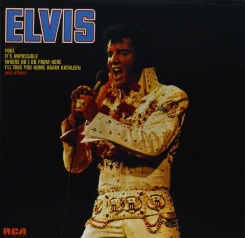 Series Presley Elvis (Elvis (1973): 2-Disc Collector's Edition)