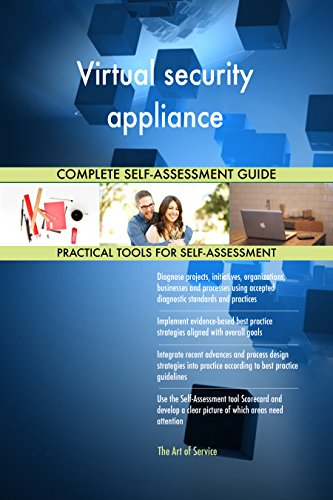 Virtual security appliance Toolkit: best-practice templates, step-by-step work plans and maturity ()