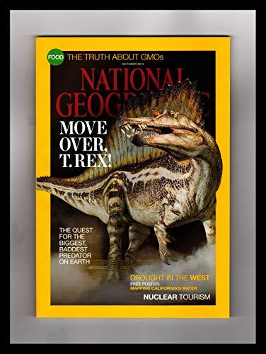 Price comparison product image National Geographic Magazine
