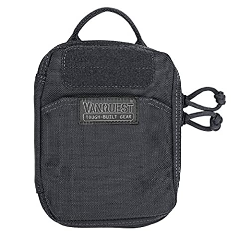 Vanquest PPM-HUSKY 2.0 Personal Pocket Maximizer (Black) (Edc Maximizer)