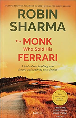 Monk Who Sold His Ferrari Amazon De Sharma Robin S Fremdsprachige Bücher
