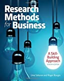 img - for Research Methods For Business: A Skill Building Approach book / textbook / text book