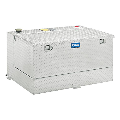 UWS TT-75-COMBO 75 Gallon Combo L-Shaped Transfer Tank and Chest