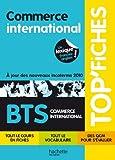 TOP'Fiches - Commerce international, BTS Commerce international