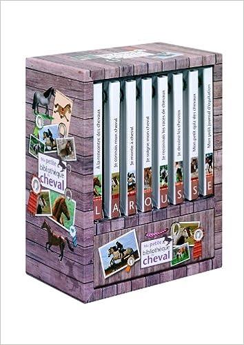 La Petite Bibliotheque Du Cheval French Edition Collectif